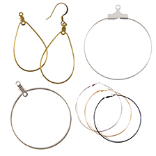 Hoop & Chandelier Earrings