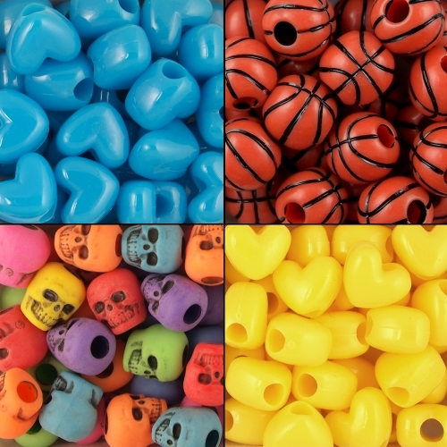 Novelty Bead Shapes