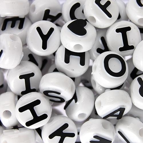 Letters & Alphabet Jewelry