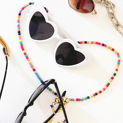 Sunglass & Face Mask Chain Holders