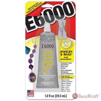 E6000 Jewelry & Bead Glue